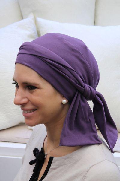 Helene H406 Cotton Violet