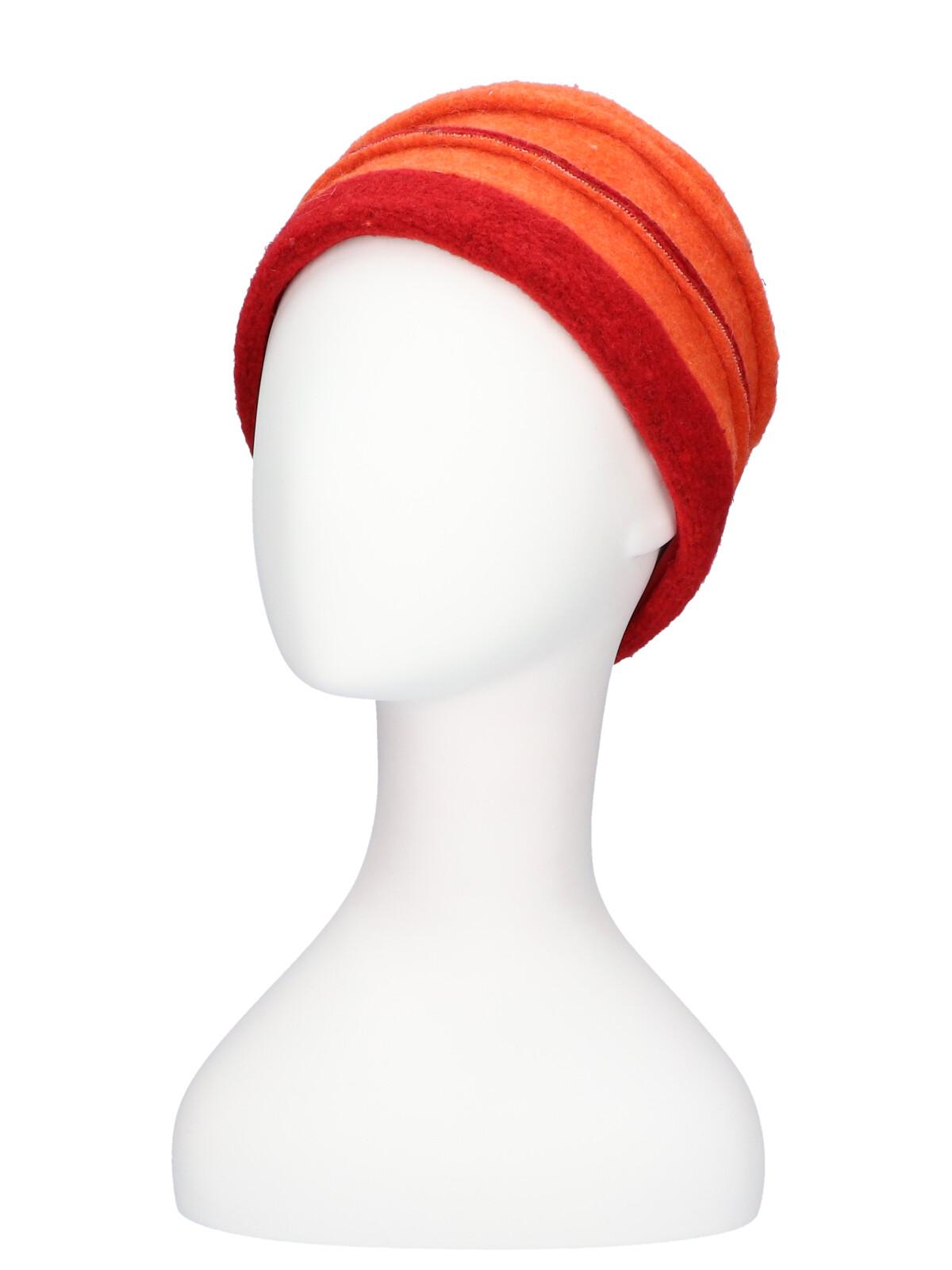 Zoe Orange Red